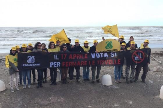 Il Parco della Maremma e la campagna referendaria contro le trivelle