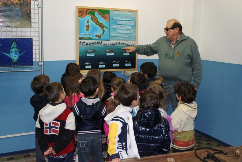 Le attività dell'Acquario di Talamone