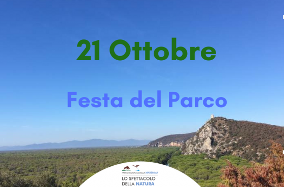 October 21st: Festival of the Maremma Park