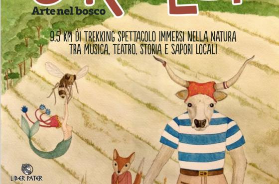 """Save the Date: 15 settembre """"Stradelli"""" al Parco della Maremma – chiusura dei percorsi per Collelungo"""