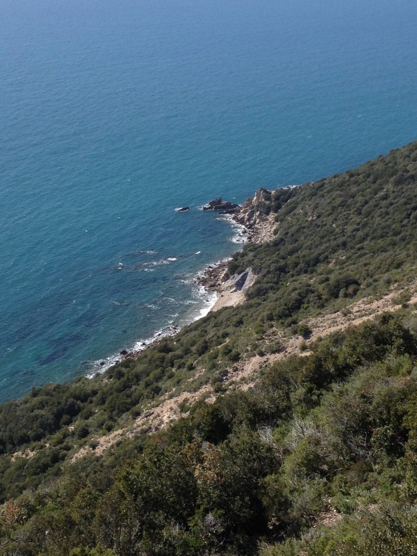 10-11 November: trekking at the Maremma Park