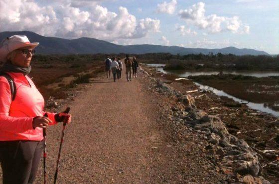 Trekking e Nordic Walking al Parco della Maremma