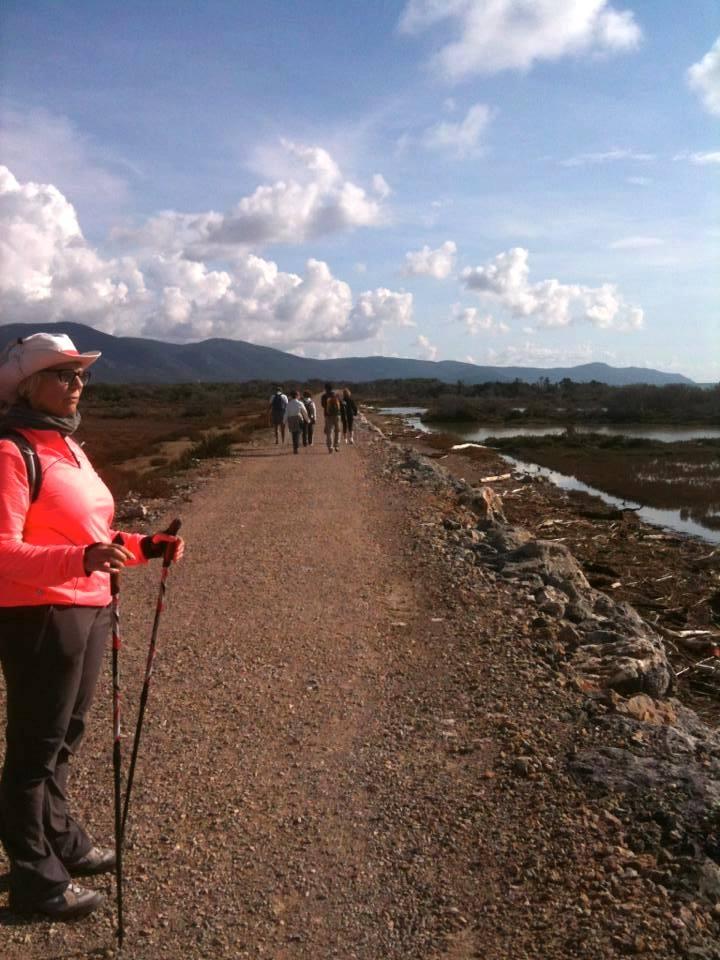 Parco della Maremma: gli eventi di Nordic Walking nei giorni 8-10 dicembre