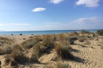 Collelungo (accesso al mare)