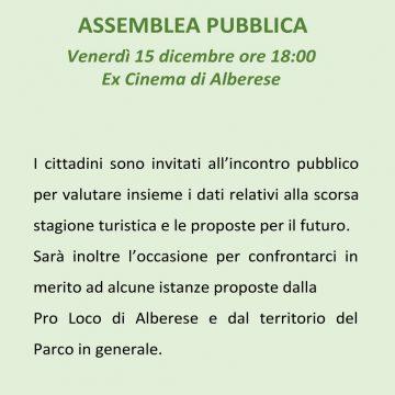 Parco della Maremma: venerdì 15 dicembre assemblea pubblica