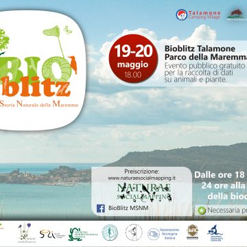May 19-20: Bioblitz at the Maremma Park