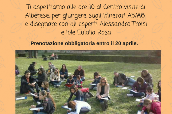 Parco della Maremma: Sunday 26 May Draw your own Park!