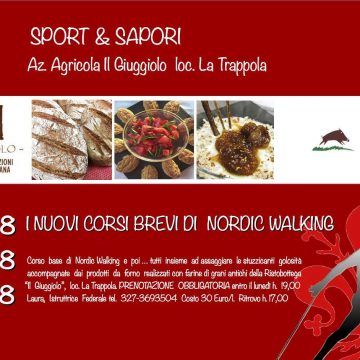 Events: Sport and Flavors at the Maremma Park