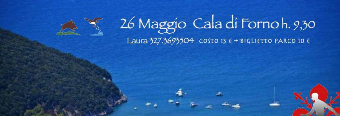 May 26: Nordic Walking in Cala di Forno