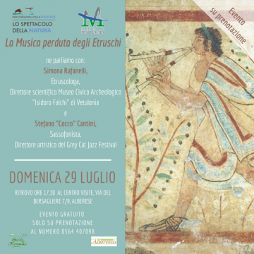 Parco della Maremma and the Lost Music of the Etruscans