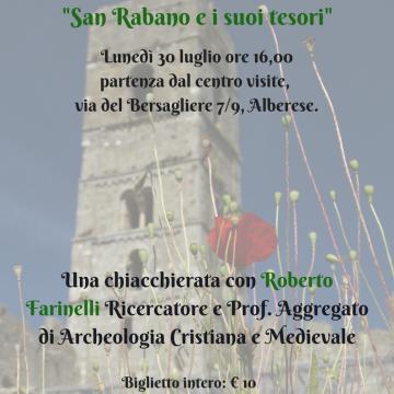 Parco della Maremma: San Rabano e i suoi tesori