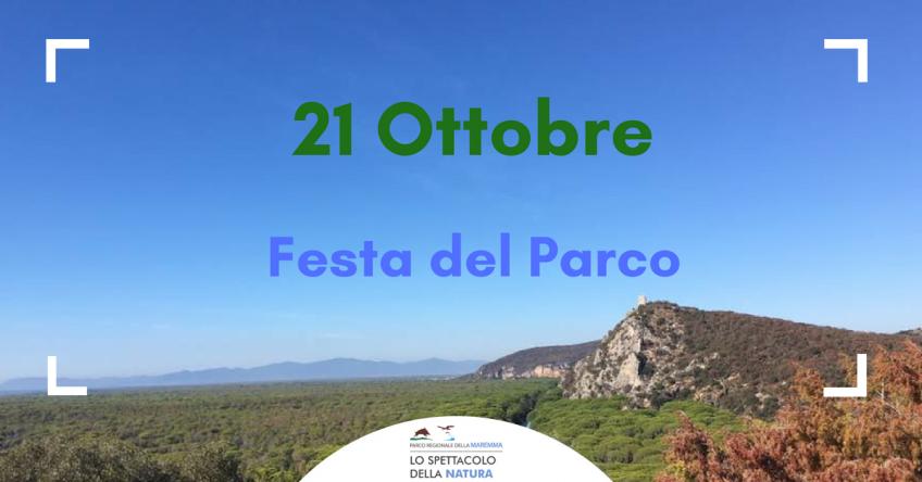 21 ottobre: Festa del Parco della Maremma con escursioni guidate