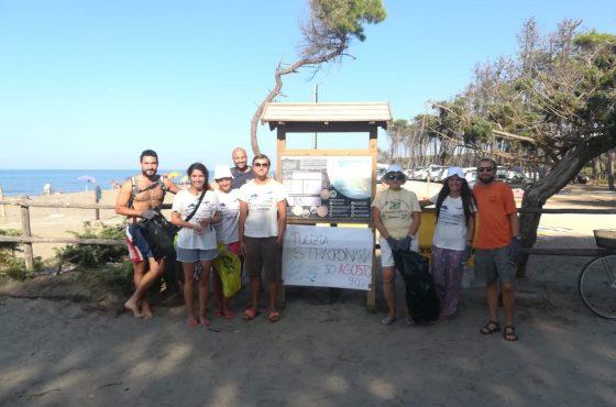 Concluso anche quest'anno il campo di volontario SVE al Parco della Maremma