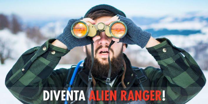 Gli alieni sono tra noi: cerchiamo Alien Rangers per proteggere la biodiversità
