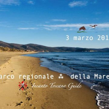 The Nordic Walking events at the Parco della Maremma are back.