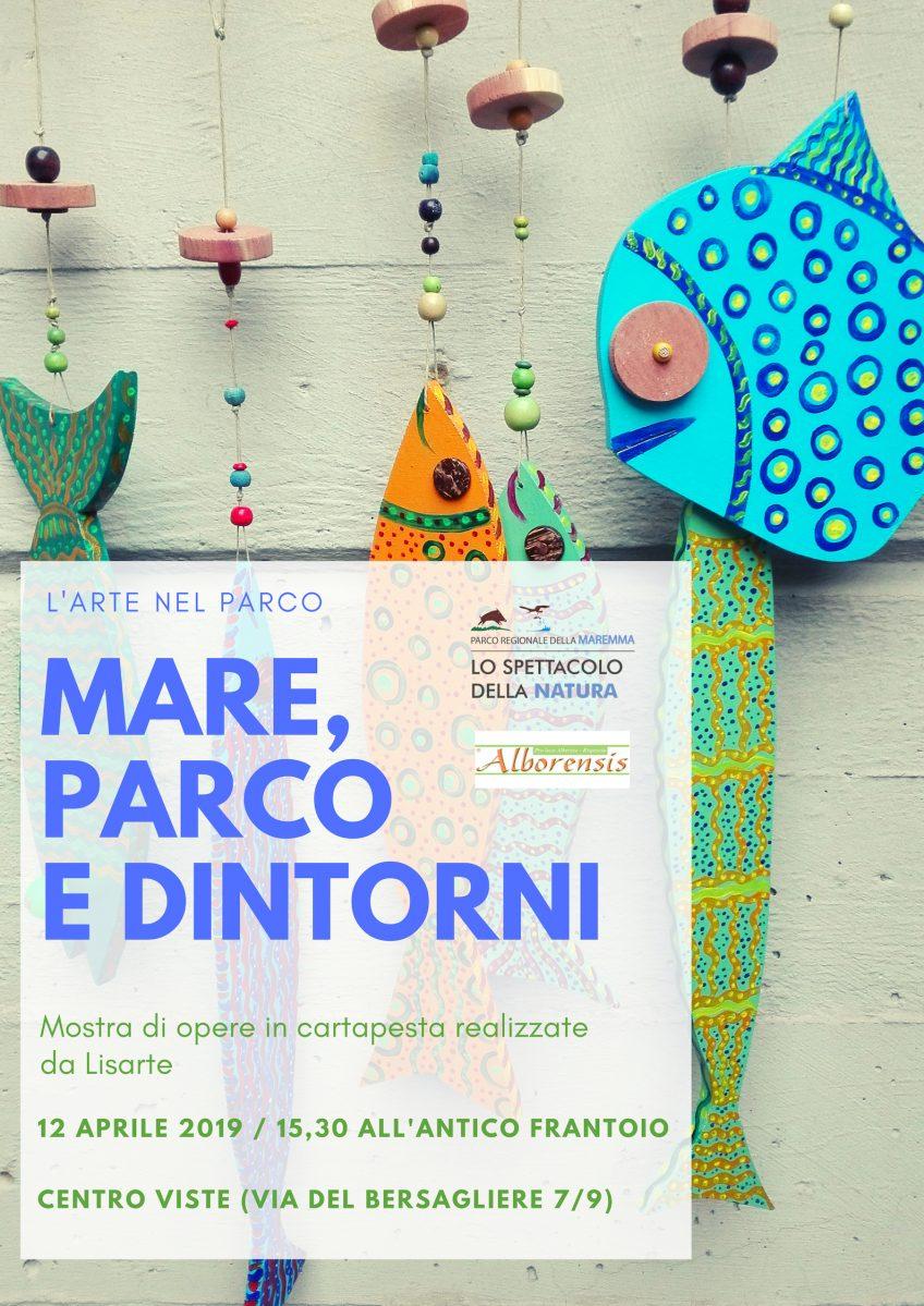 """Tornano le mostre al Parco della Maremma, all'interno del format """"L'arte nel Parco"""""""