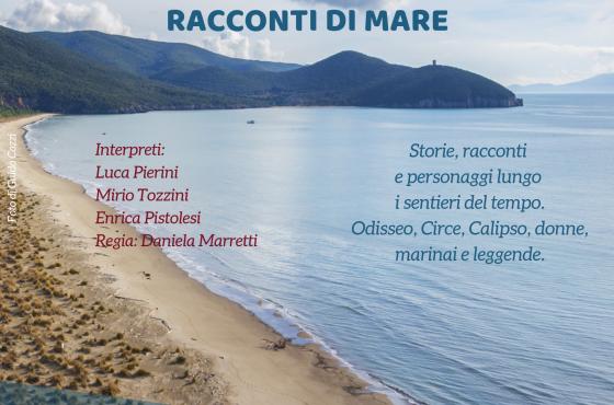 """Save the date: June 28 """"Racconti di mare"""""""