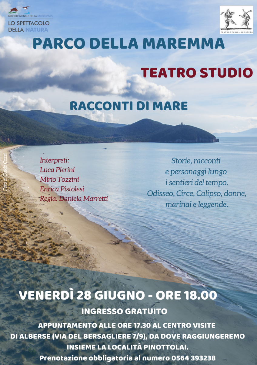 "Save the date: June 28 ""Racconti di mare"""