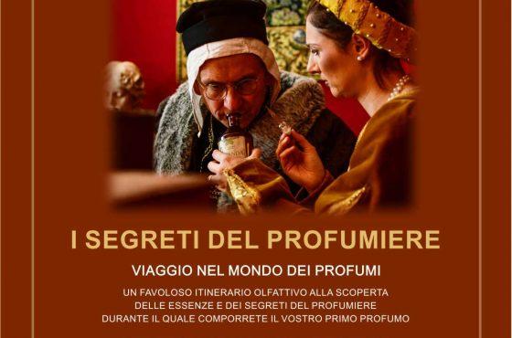The secrets of the perfumer