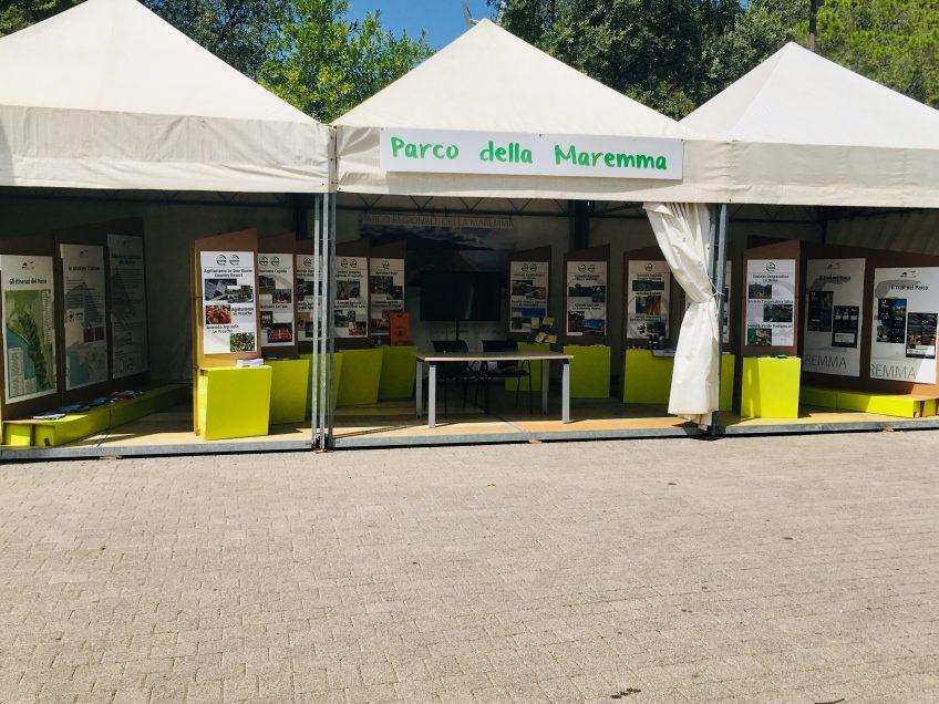 Il Parco della Maremma a Festambiente 2019