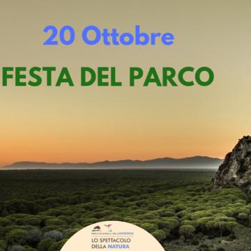 20 Ottobre: Festa del Parco con escursioni guidate