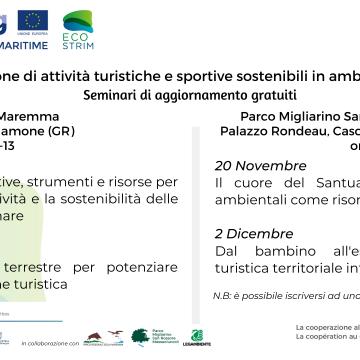 Seminari GRATUITI UE-EcoSTRIM