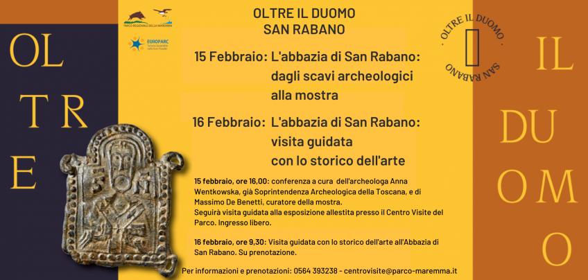 15-16 febbraio: Oltre Il Duomo – San Rabano