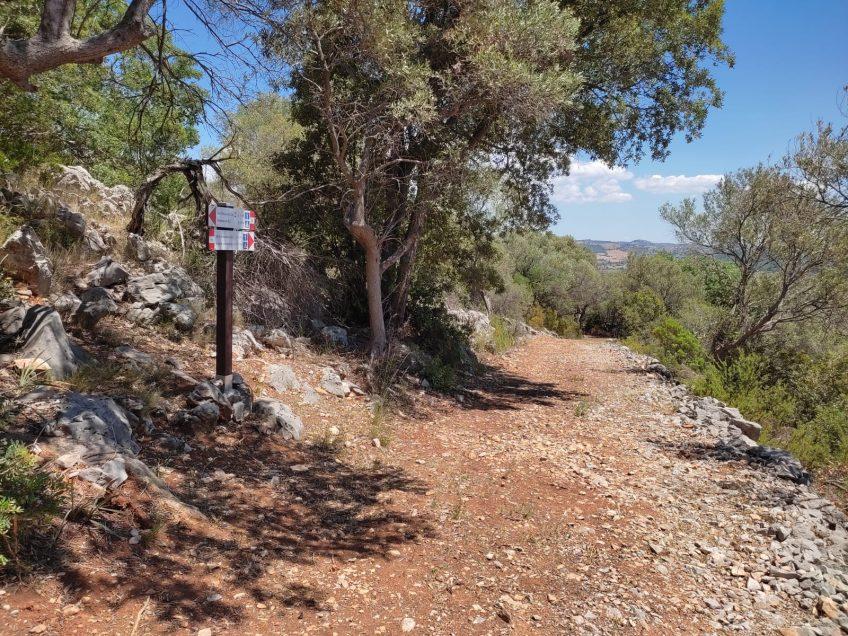 Nuovo itinerario pedonale e ciclabile al Parco della Maremma: A8 – Cammino medievale